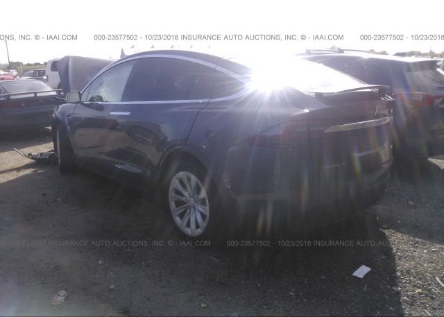 2018 Tesla MODEL X - 5YJXCDE47JF090095