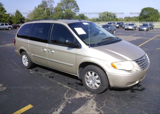 Inventory #132883781 2006 Chrysler TOWN & COUNTRY