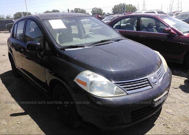 Inventory #676812806 2007 Nissan VERSA