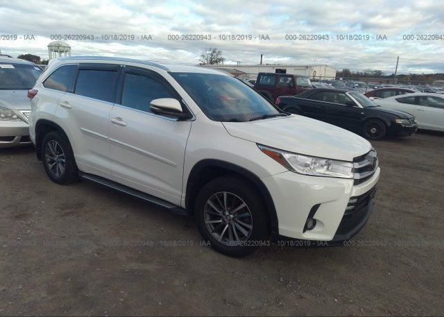 Inventory #580753411 2017 Toyota HIGHLANDER