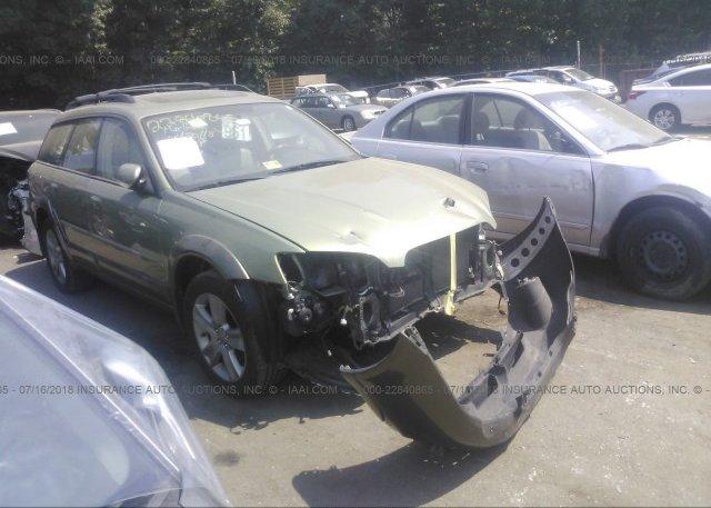 Inventory #330850373 2006 Subaru LEGACY