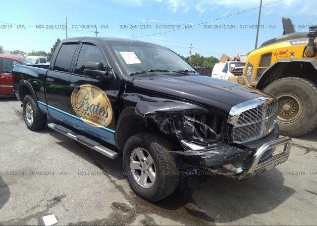 Inventory #358693294 2007 Dodge RAM 1500