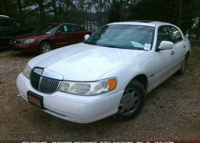 Inventory #337142229 1998 Lincoln TOWN CAR