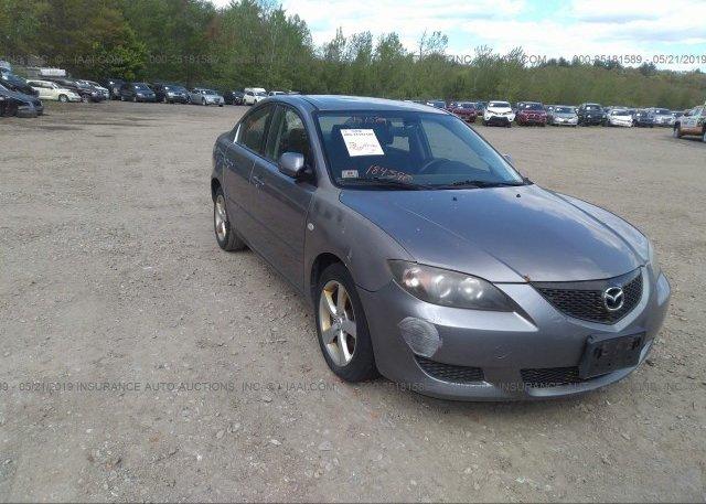Inventory #817225996 2005 Mazda 3