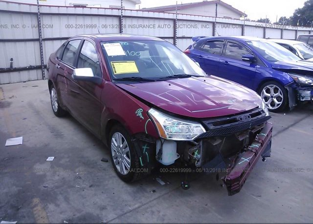 Inventory #128647586 2010 FORD FOCUS