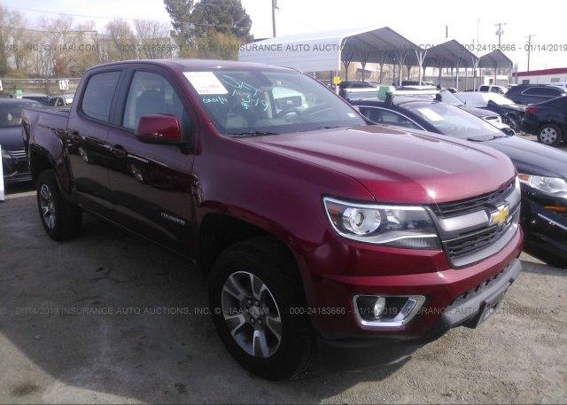 Inventory #488827249 2018 Chevrolet COLORADO
