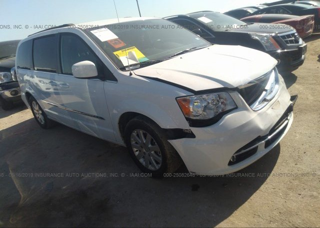 Inventory #195325145 2016 Chrysler TOWN & COUNTRY