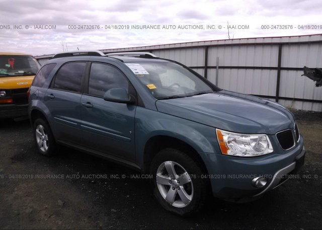 Inventory #315608246 2008 Pontiac TORRENT