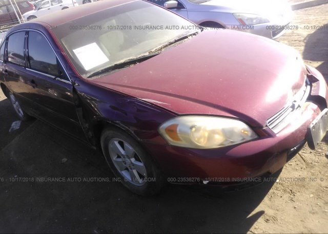 Inventory #318078815 2006 Chevrolet IMPALA