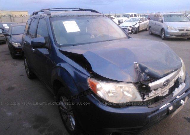 Inventory #467817010 2013 Subaru FORESTER