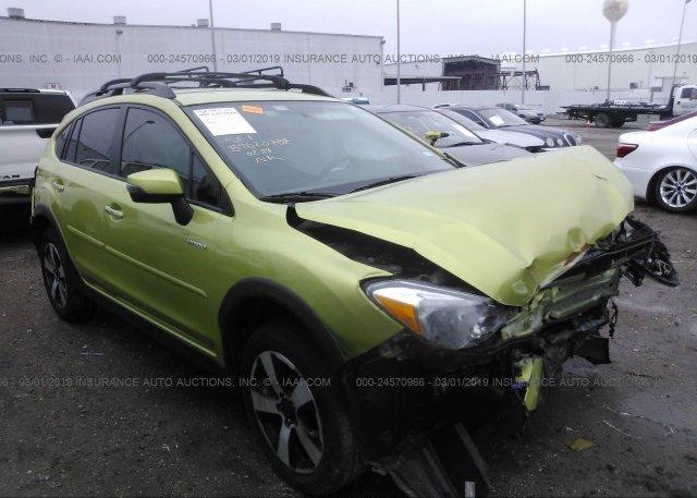 Inventory #123618036 2015 Subaru XV CROSSTREK