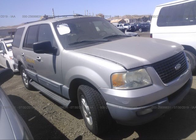 Inventory #588220035 2003 FORD EXPEDITION