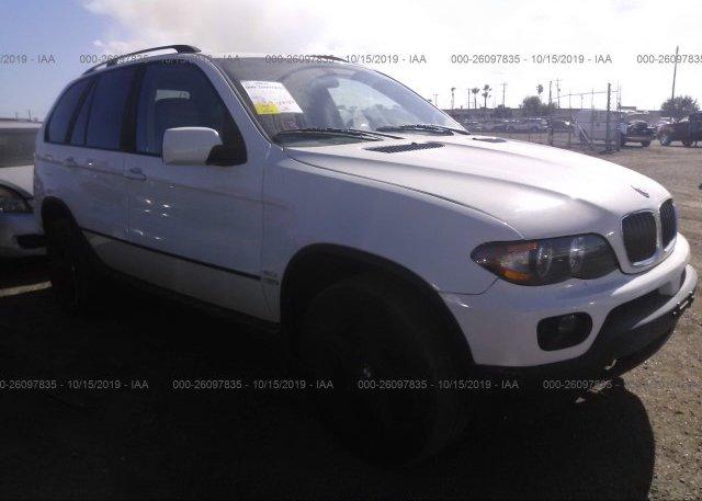 Inventory #871362222 2004 BMW X5