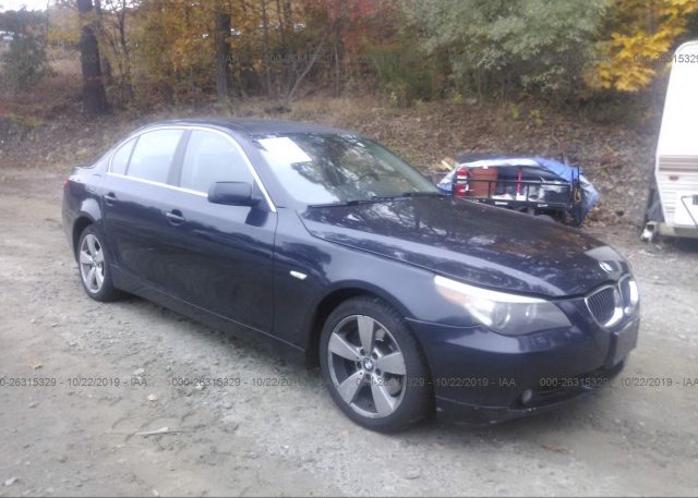 Inventory #655728590 2007 BMW 530
