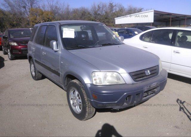 Inventory #959970142 2001 Honda CR-V