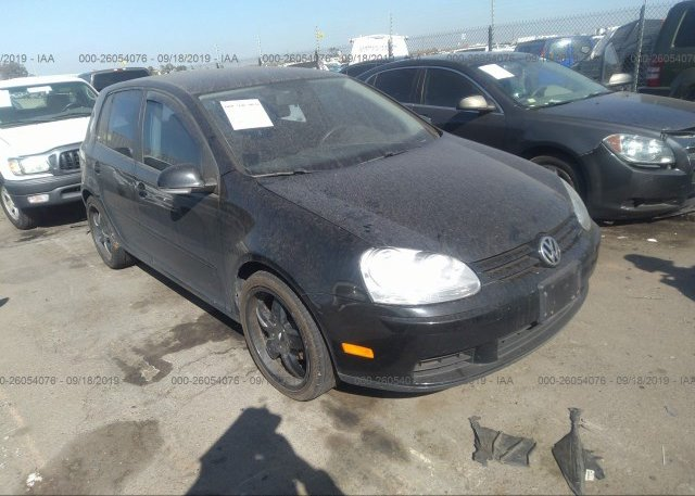 Inventory #845082626 2008 Volkswagen RABBIT