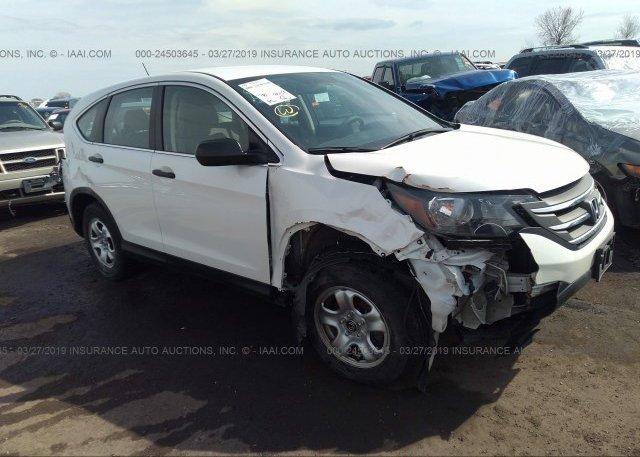 Inventory #791219569 2014 Honda CR-V