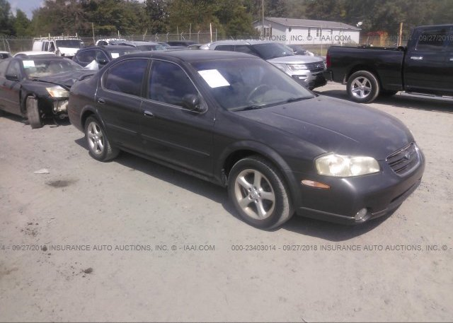 1n4aa6ap8gc441101 Salvage Black Nissan Maxima At Red Wing Mn On