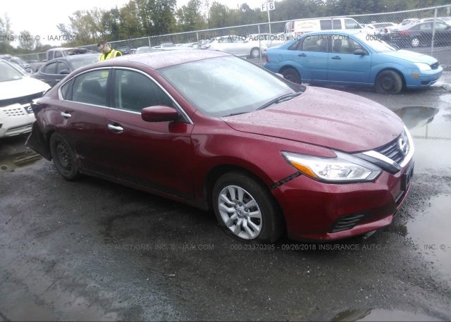 Inventory #325252523 2016 Nissan ALTIMA