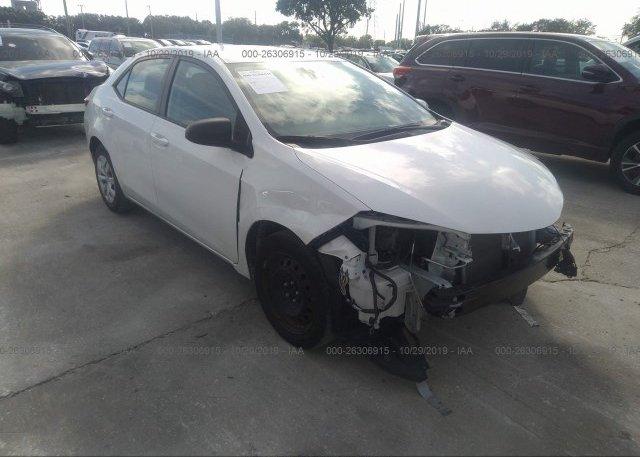Inventory #490112910 2014 Toyota COROLLA