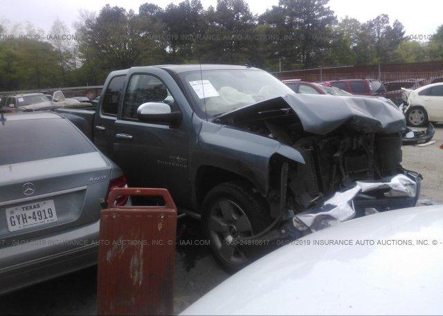 Inventory #147430832 2011 Chevrolet SILVERADO