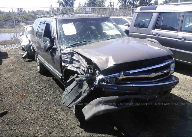 Inventory #822532640 1997 Chevrolet BLAZER