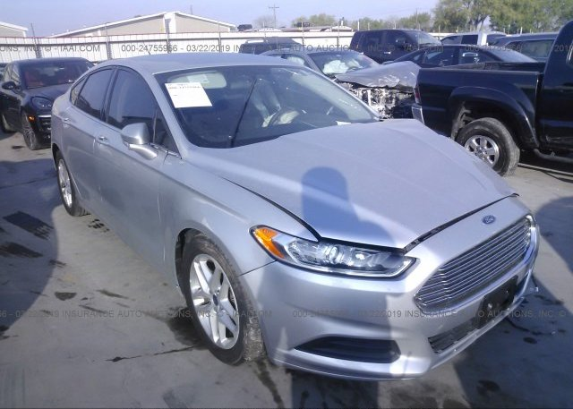 Inventory #165545078 2014 FORD FUSION