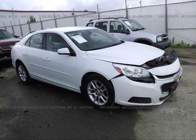 Inventory #862303502 2015 Chevrolet MALIBU