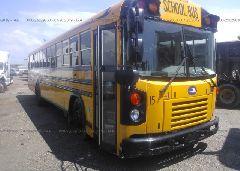 2016 BLUE BIRD SCHOOL BUS / TRAN