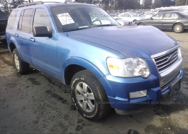 Inventory #441308312 2010 FORD EXPLORER