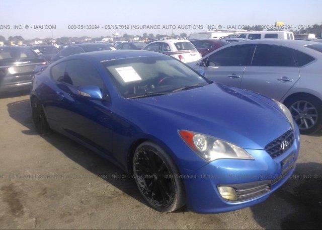 Inventory #618930408 2011 Hyundai GENESIS COUPE