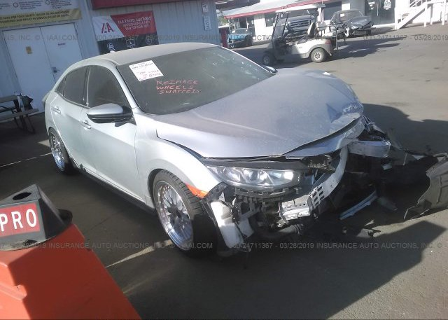 Inventory #438525074 2017 Honda CIVIC