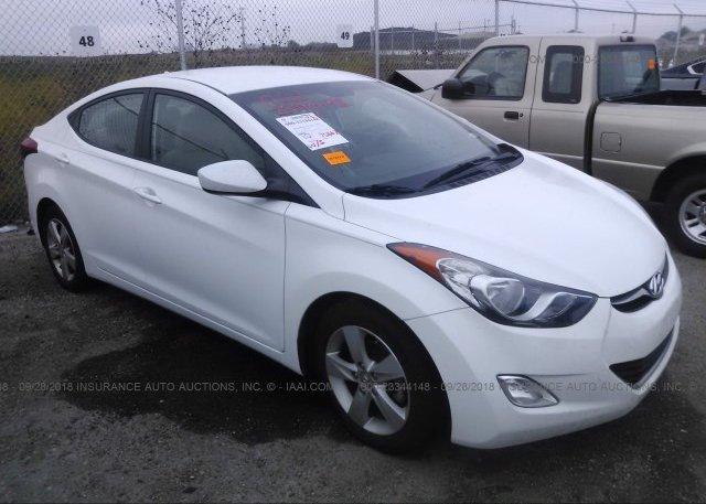 Inventory #907782460 2013 Hyundai ELANTRA