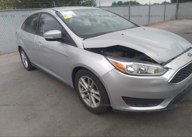 Inventory #873227500 2015 FORD FOCUS