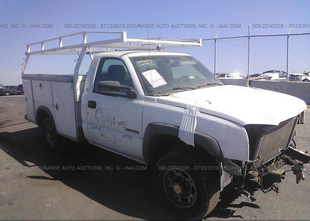 Inventory #236182663 2004 Chevrolet SILVERADO