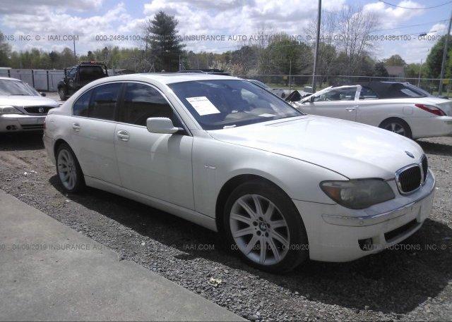 Inventory #405074276 2006 BMW 750