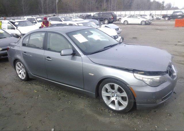 Inventory #943782424 2009 BMW 535