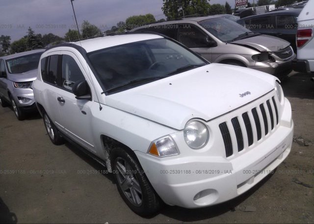 Inventory #523308585 2009 JEEP COMPASS