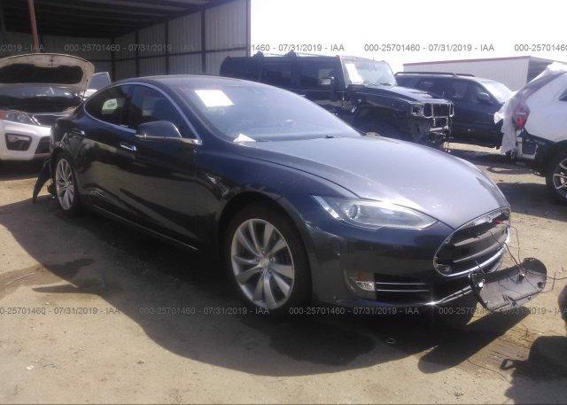 Inventory #910533461 2014 Tesla MODEL S