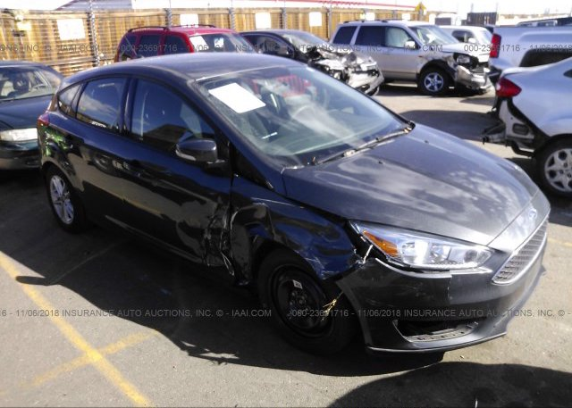 Inventory #522335380 2016 FORD FOCUS