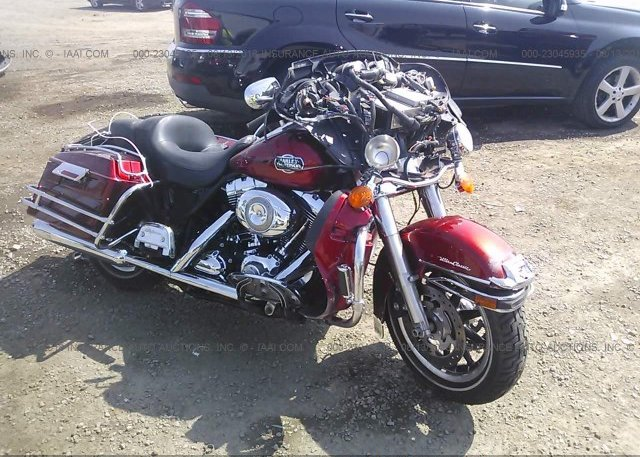 Inventory #348807164 2008 Harley-davidson FLHTCUI
