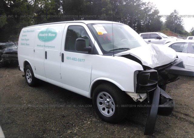 Inventory #311986506 2014 Chevrolet EXPRESS G1500