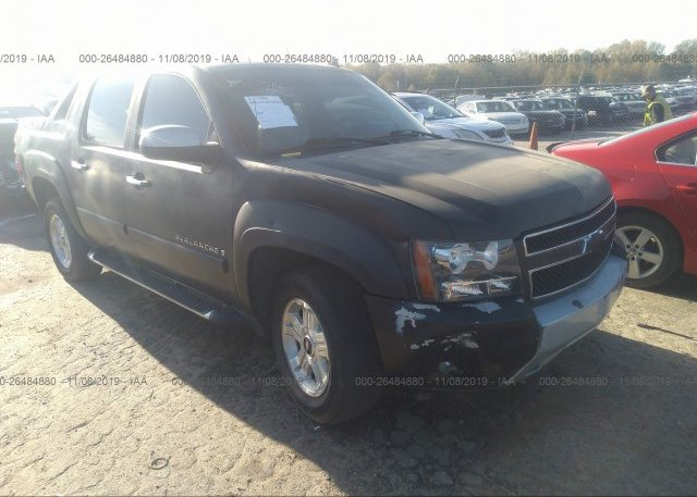 Inventory #103808552 2007 Chevrolet AVALANCHE