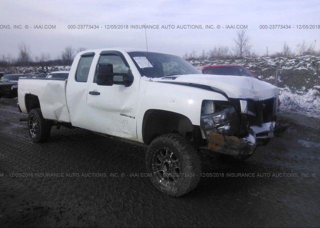 Inventory #633814308 2008 Chevrolet SILVERADO