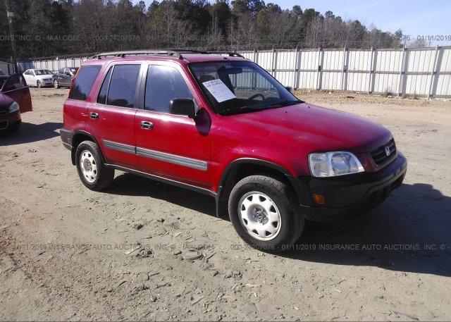 Inventory #822433789 2000 Honda CR-V