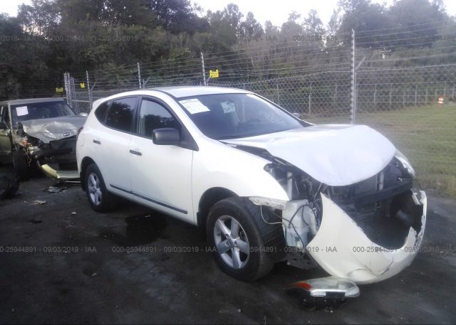 Inventory #619097886 2012 Nissan ROGUE