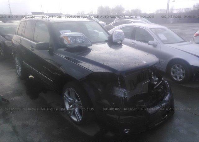 Inventory #896618008 2012 Mercedes-benz GLK