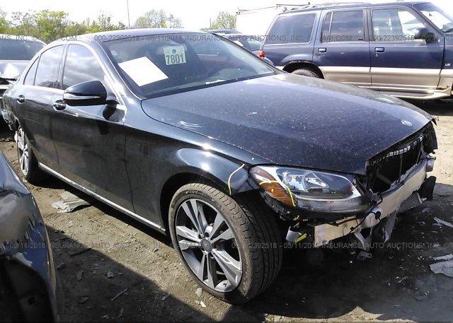 Inventory #718527233 2015 Mercedes-benz C
