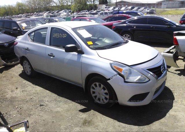 Inventory #826766779 2015 Nissan VERSA