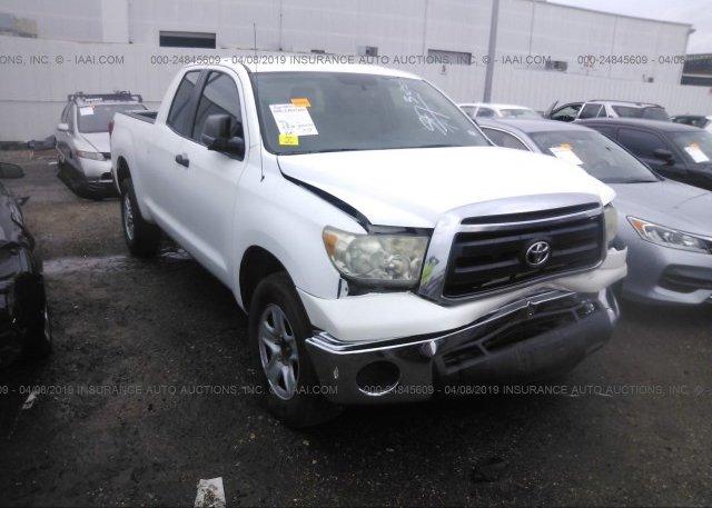 Inventory #480617794 2010 Toyota TUNDRA